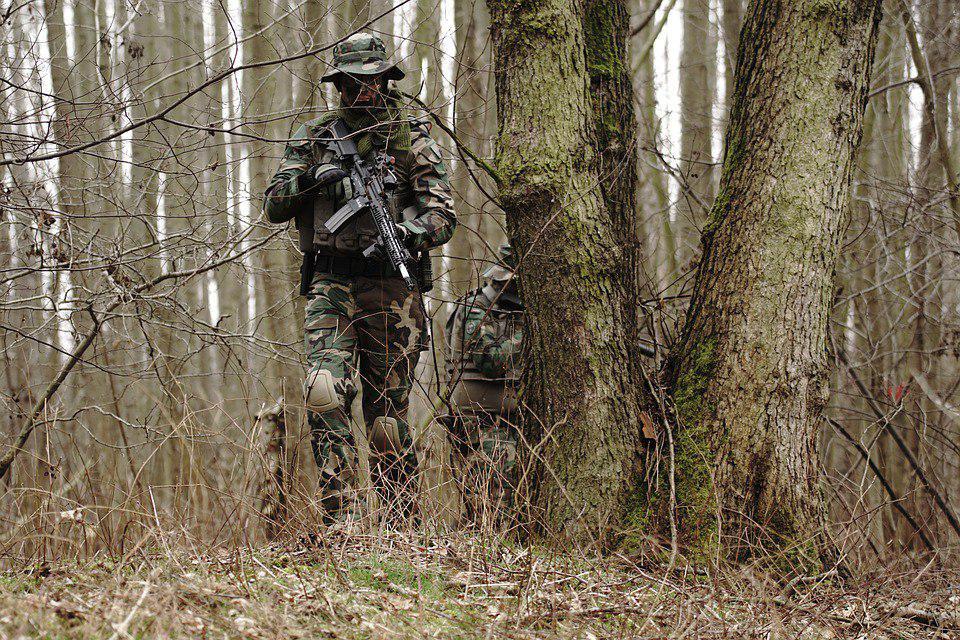 Любители страйкбола посетили фестиваль военно-тактических игр в Сокольниках
