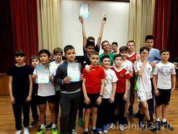 Школьники из Сокольников поучаствовали в эстафетах и спортивных конкурсах