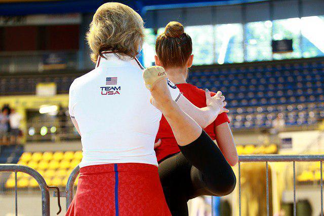 Гимнастки из Сокольников взяли серебро на открытом турнире в Ярославле