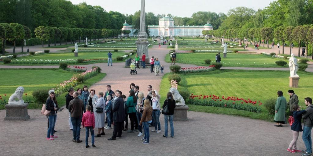Музею-усадьбе «Кусково» исполняется 100 лет