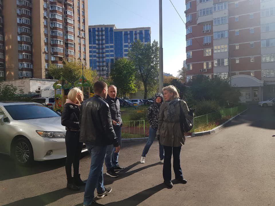 Глава управы района Сокольники проведет субботний обход