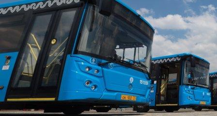 Привычных бесплатных автобусов до кладбищ ВАО на ближайшие праздники  не будет