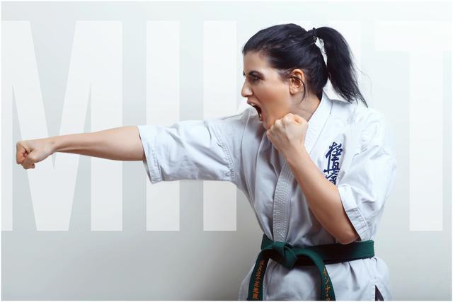 Тренировка по карате появилась на сайте парка «Сокольники»