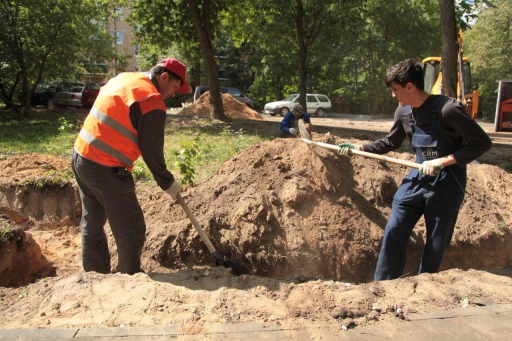 Москвичей привлекли к разработке концепций благоустройства дворов
