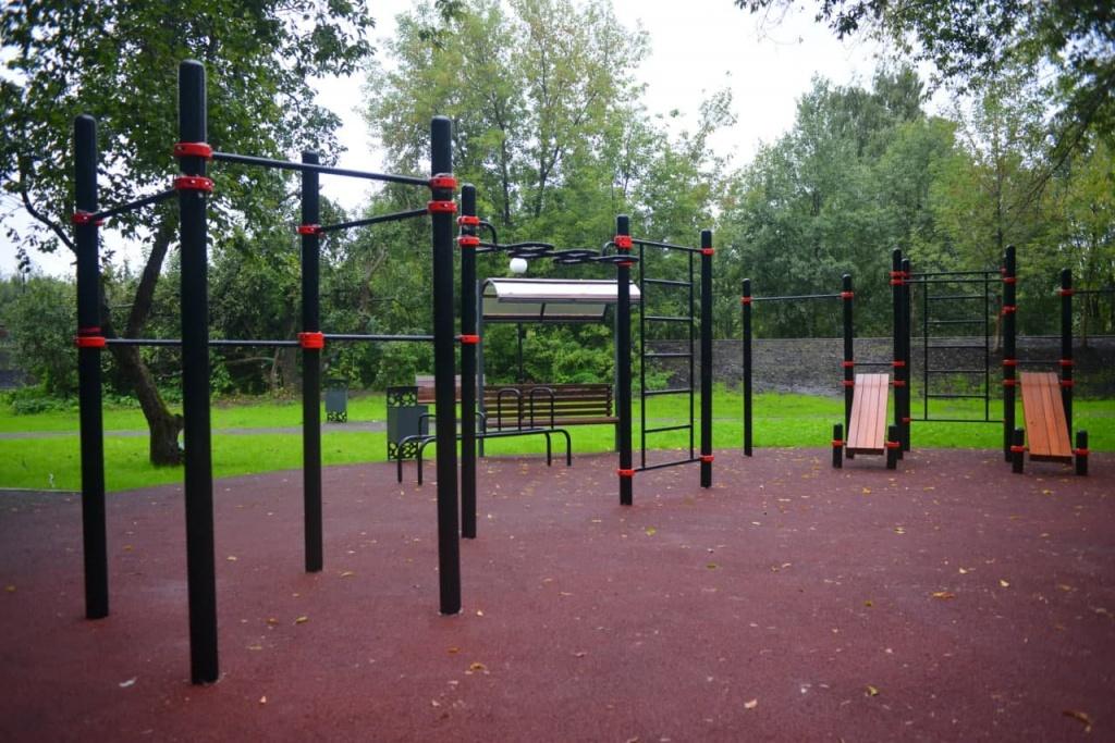 Благоустройство детской площадки начнется в 2021 году